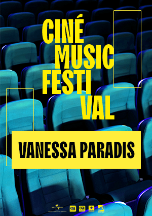 Ciné Music Festival : Vanessa Paradis Love songs symphonique - 2014