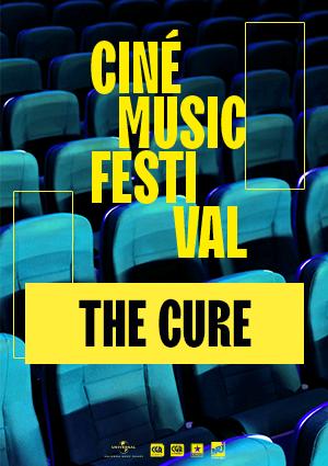 Affiche du film Ciné Music Festival : The Cure Live in Hyde Park - 2018