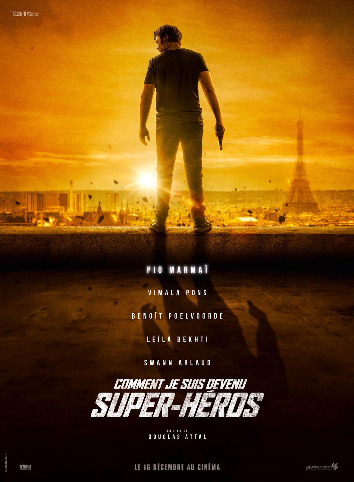 Comment je suis devenu super-héros - film 2020 - AlloCiné