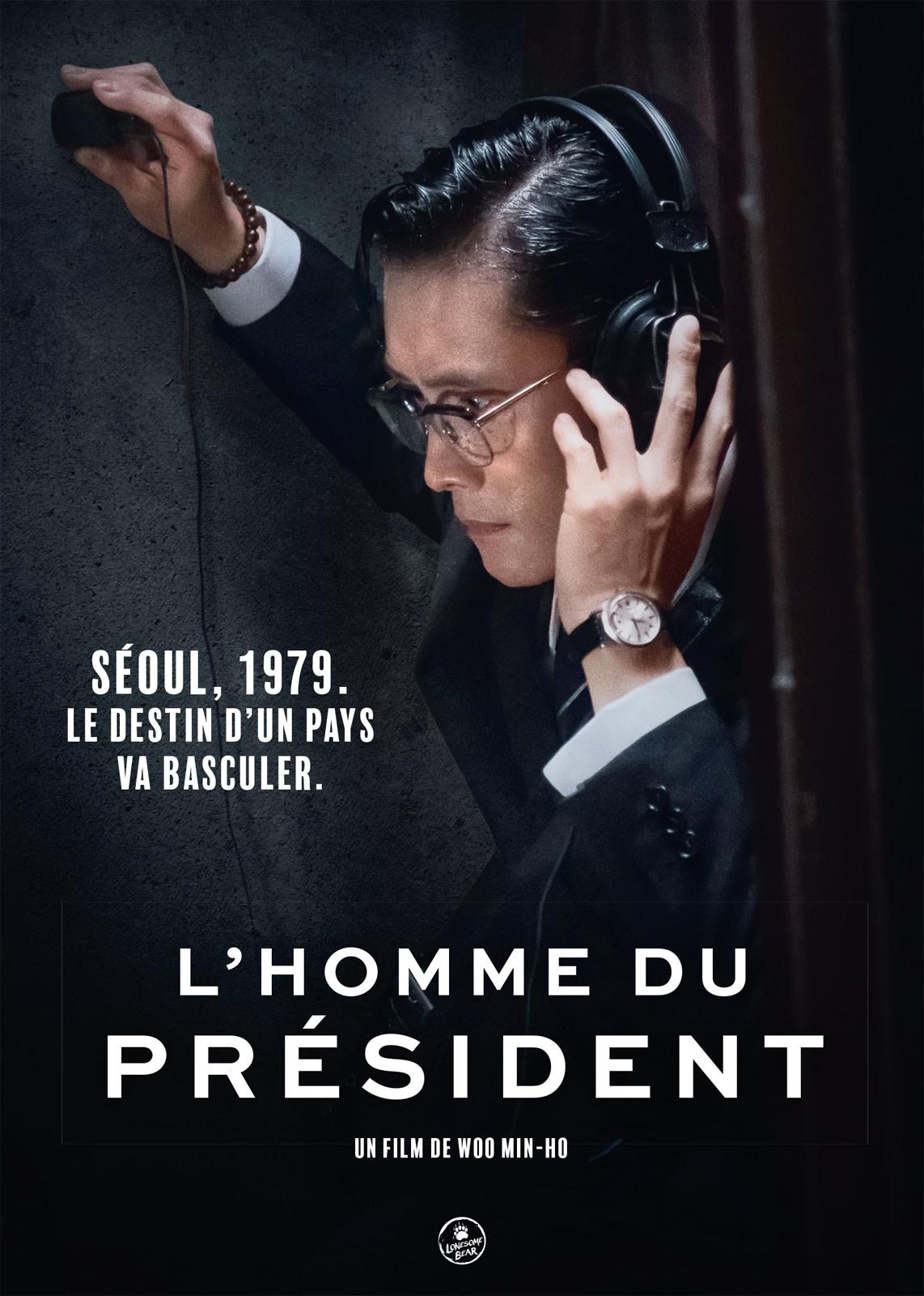 L'Homme du Président streaming VF