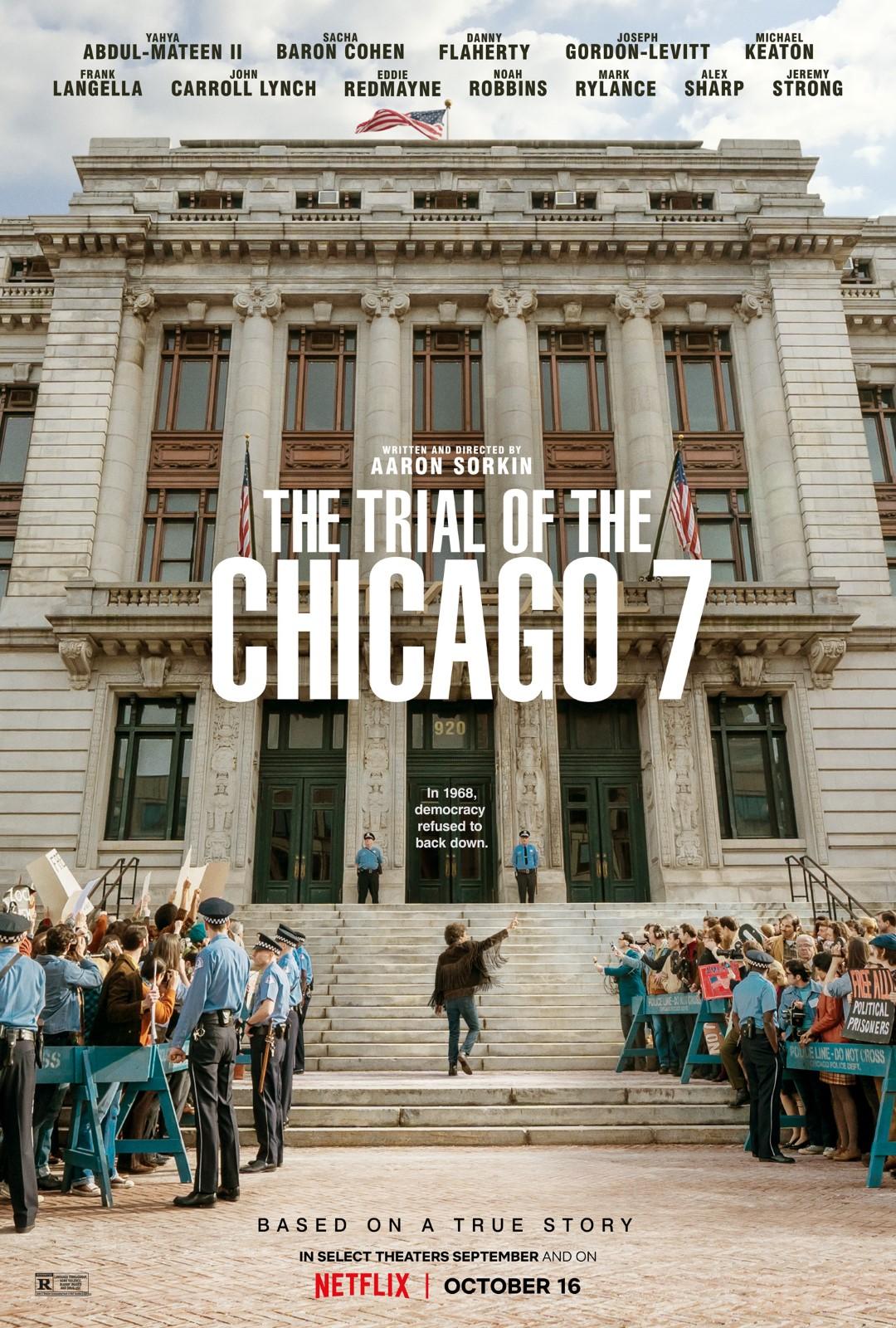 Les Sept de Chicago : Photos et affiches - AlloCiné