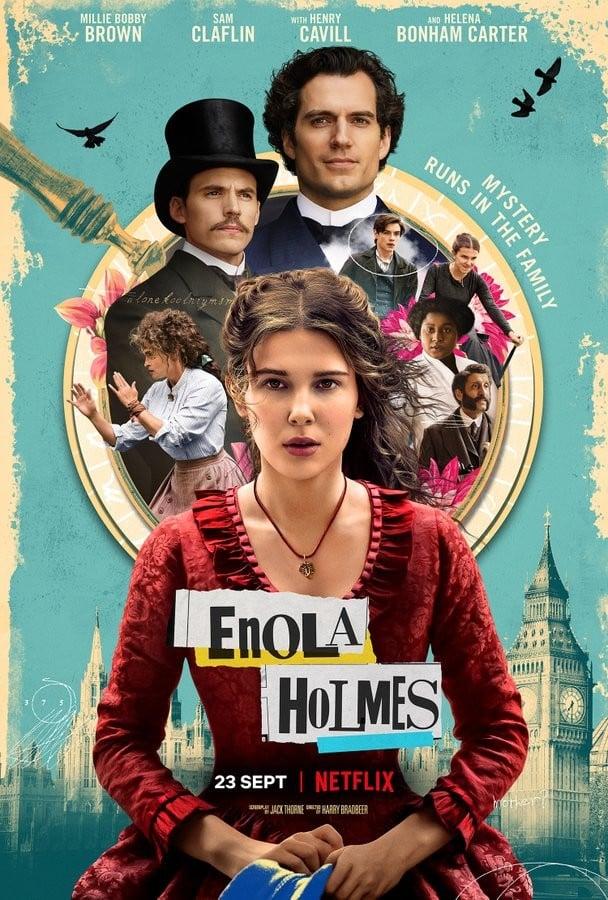 Enola Holmes - film 2020 - AlloCiné
