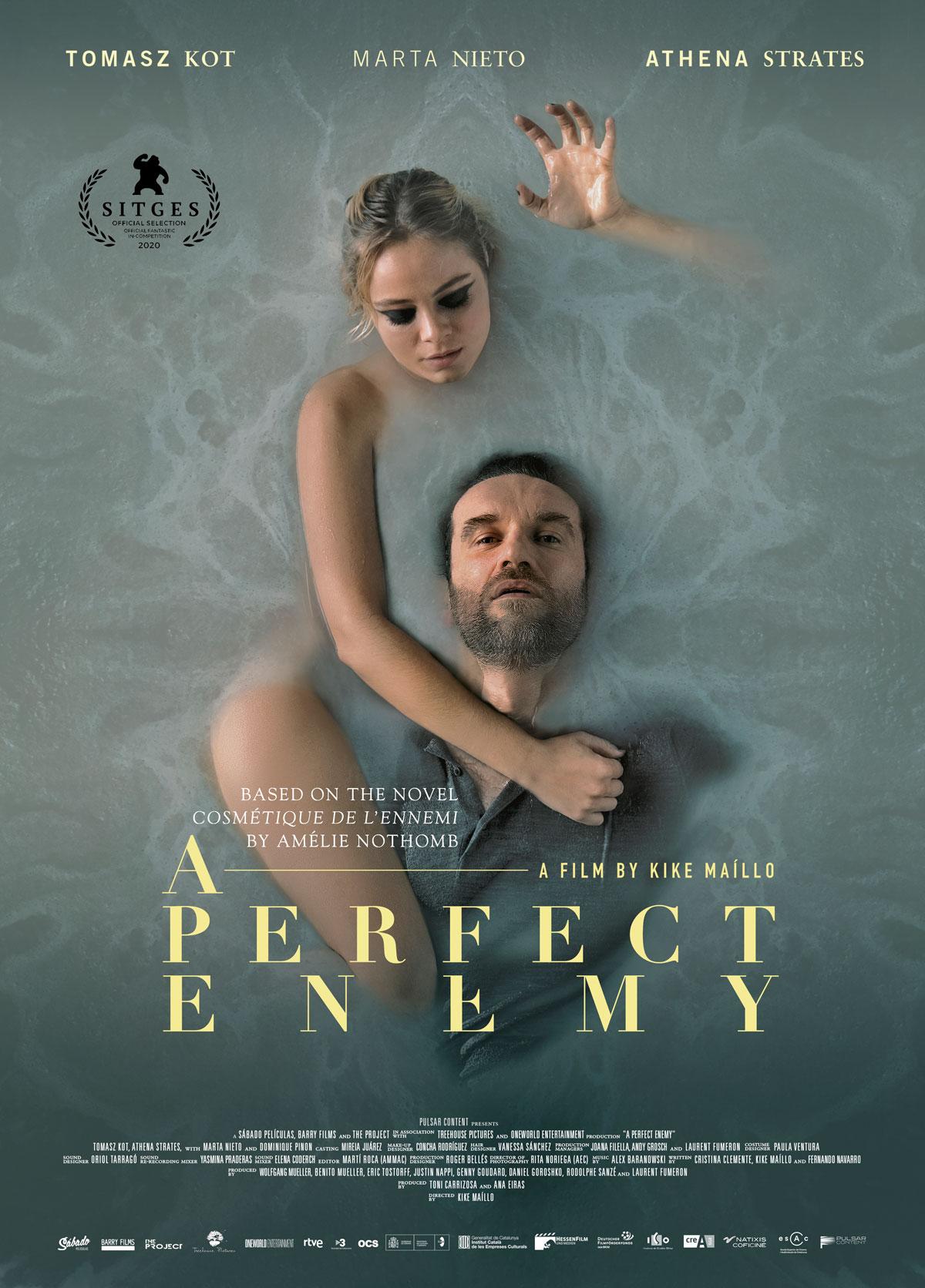 [好雷] 完美敵人 A Perfect Enemy (2020 西班牙)
