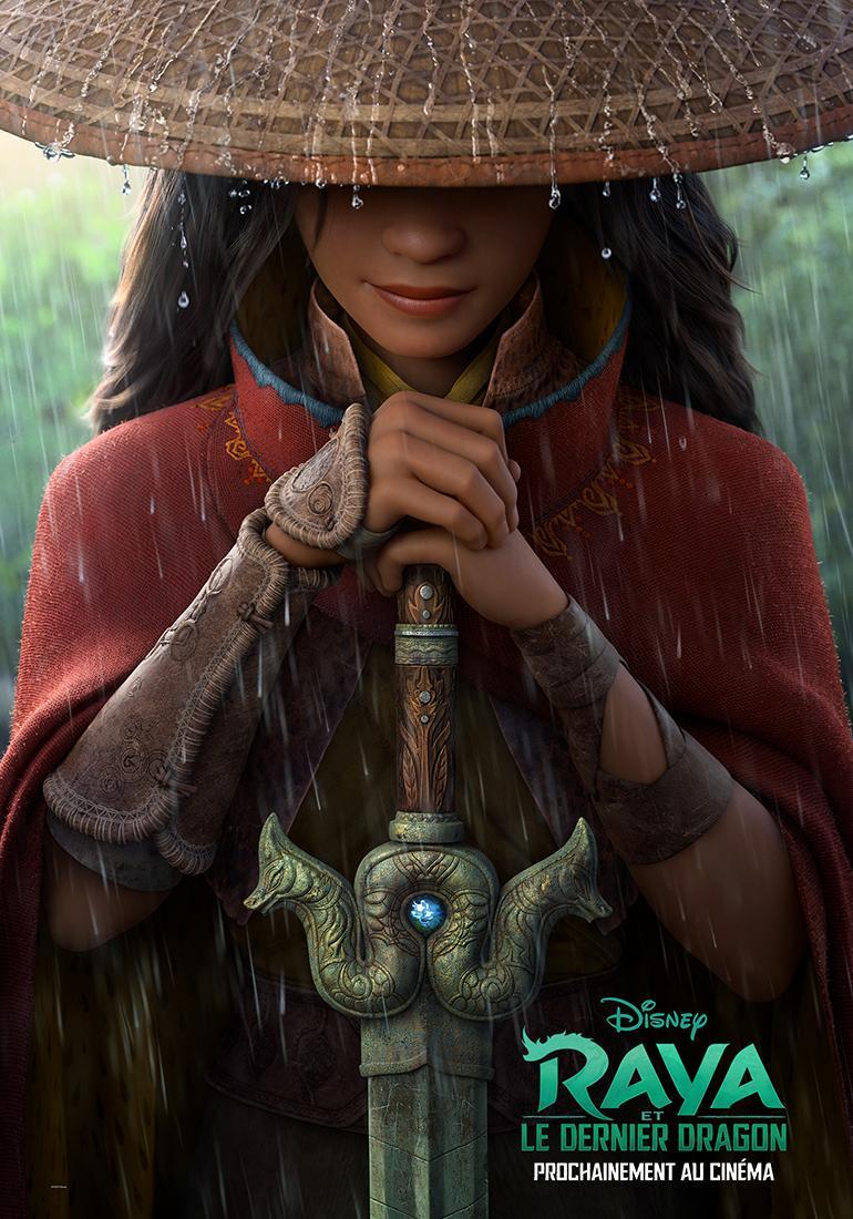 Raya et le dernier dragon - film 2021 - AlloCiné