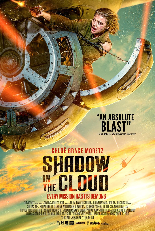 [好雷] 致命天際線 Shadow In The Cloud