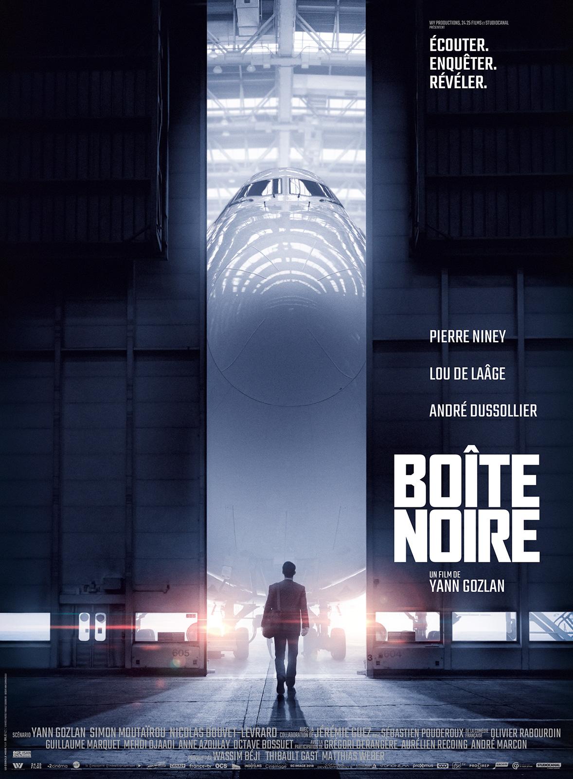 Affiche du film Boîte noire - Photo 29 sur 29 - AlloCiné