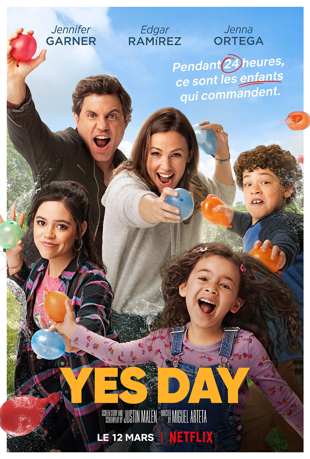Yes Day - film 2021 - AlloCiné