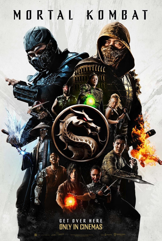 Affiche du film Mortal Kombat - Photo 8 sur 41 - AlloCiné