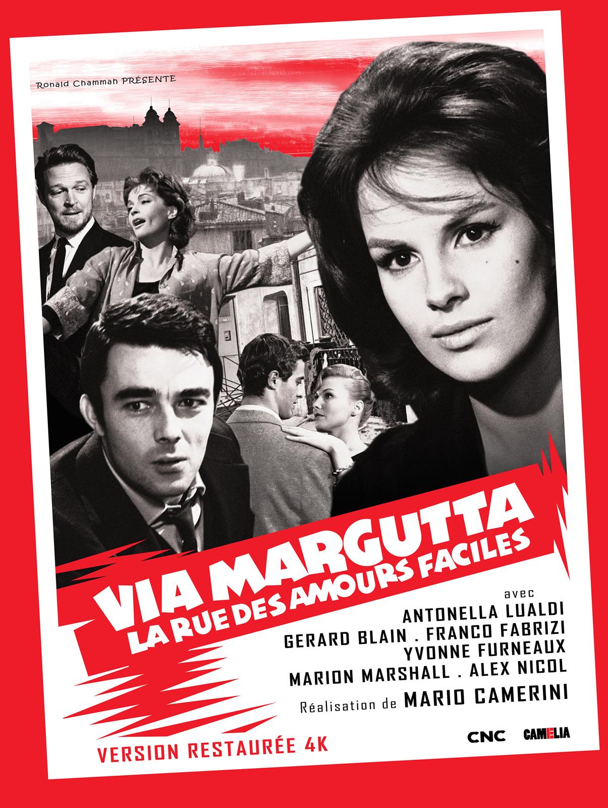 Via Margutta - film 1960 - AlloCiné
