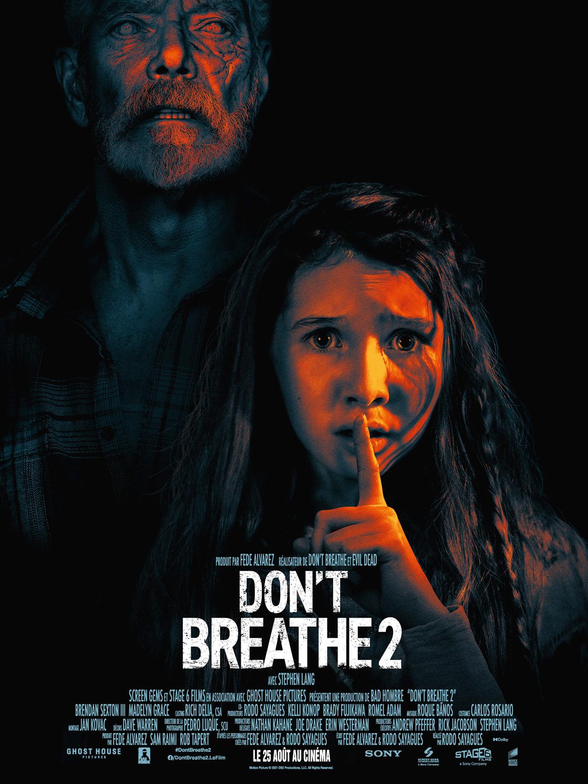 Don't Breathe 2 - film 2021 - AlloCiné