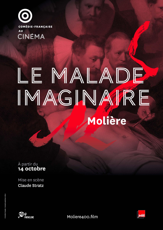 LE MALADE IMAGINAIRE COMEDIE FRANCAISE PATHELIVE