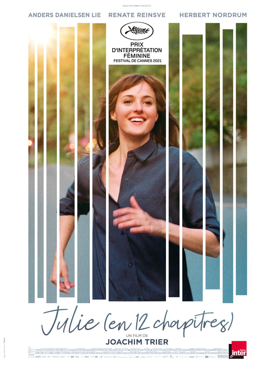 Julie (en 12 chapitres) - film 2021 - AlloCiné