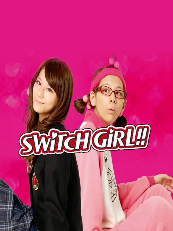 Affiche de la série Switch Girl!
