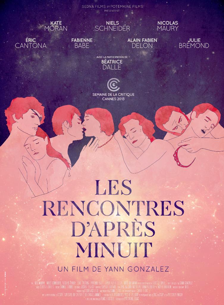 Les Rencontres d'après minuit (2013) - DVD
