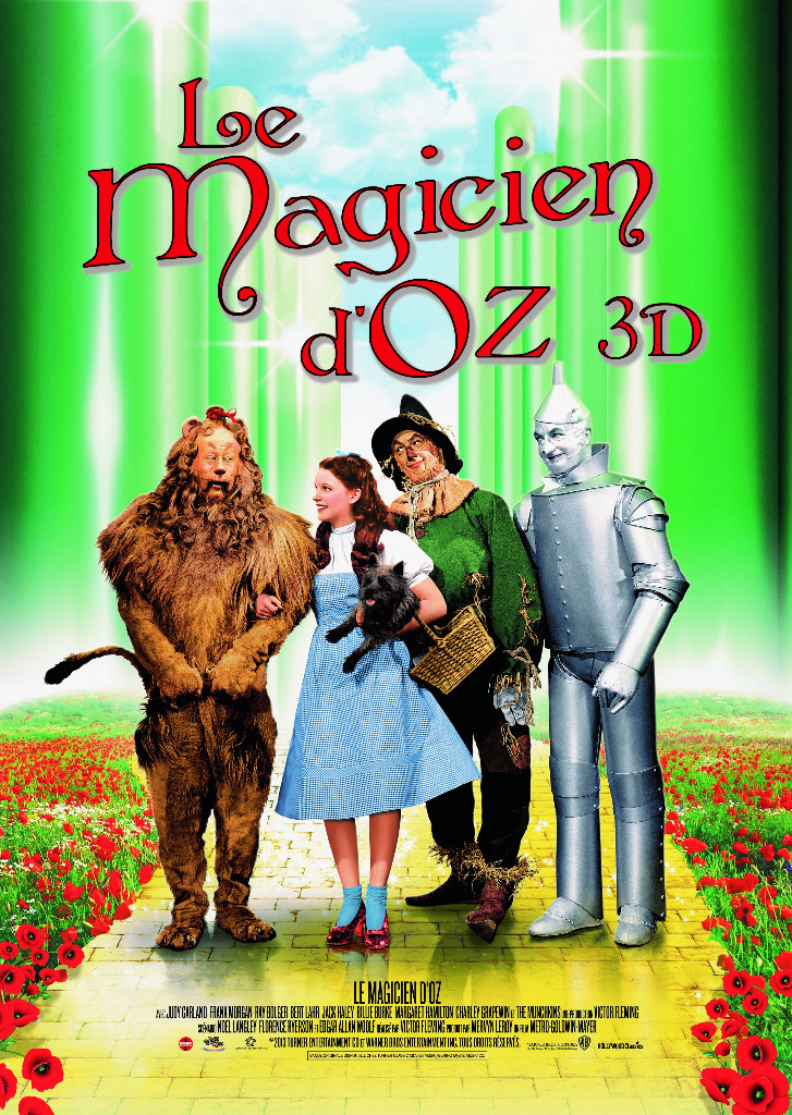 Wizard of oz video clips