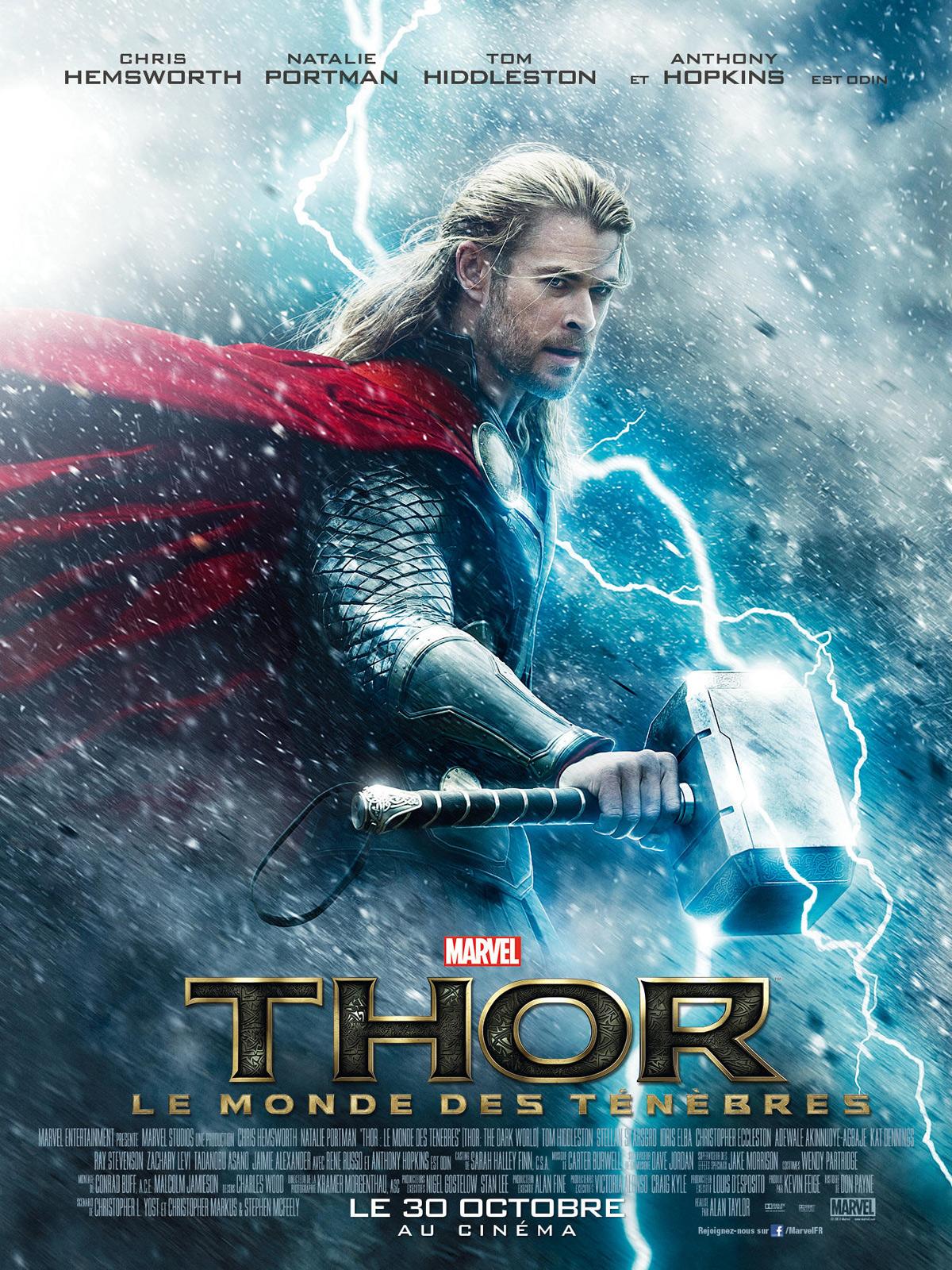 Thor : Le Monde des ténèbres - film 2013 - AlloCiné