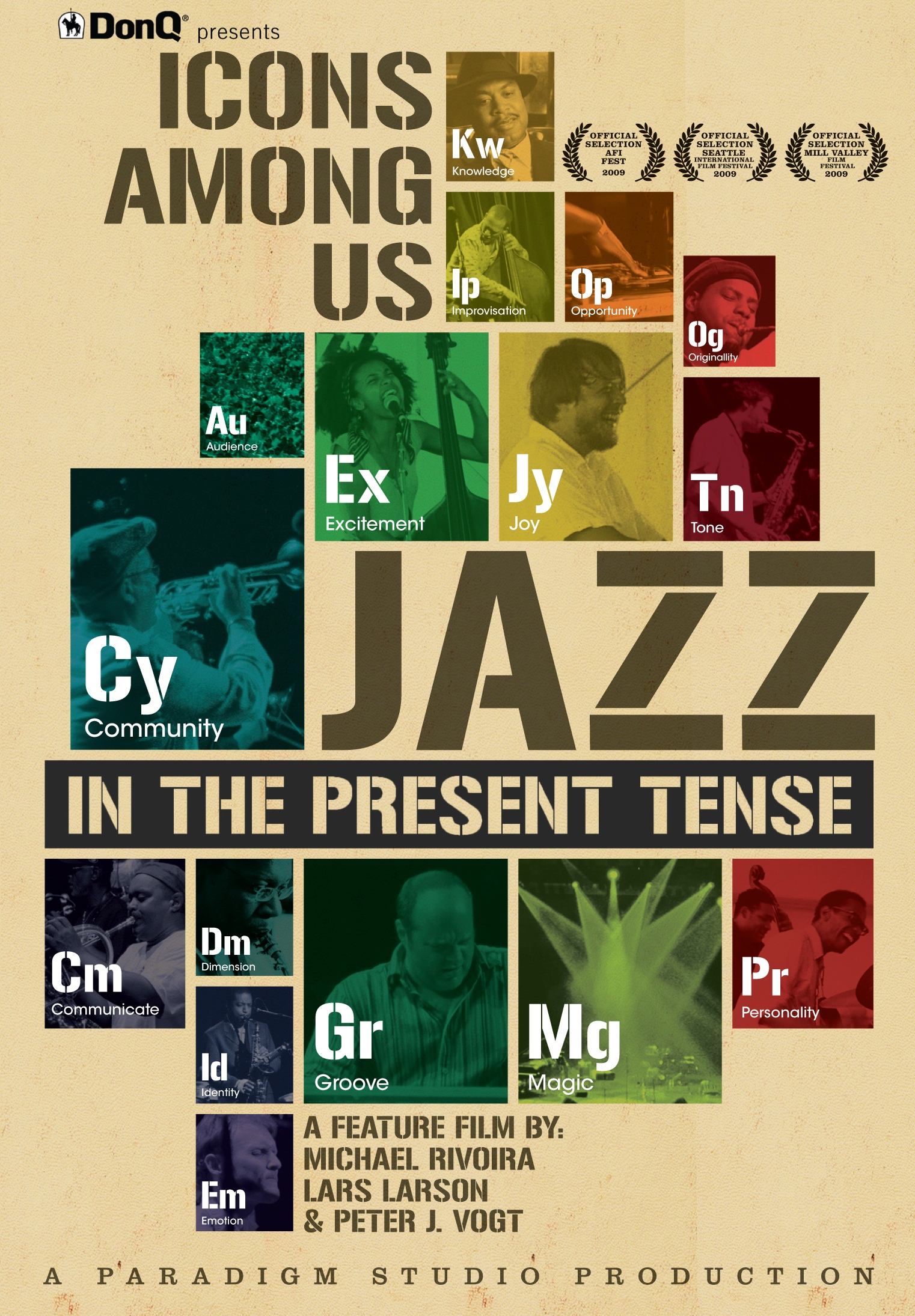 Télécharger Icons Among Us: Jazz In The Present Tense