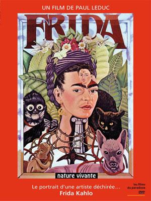 Frida, nature vivante