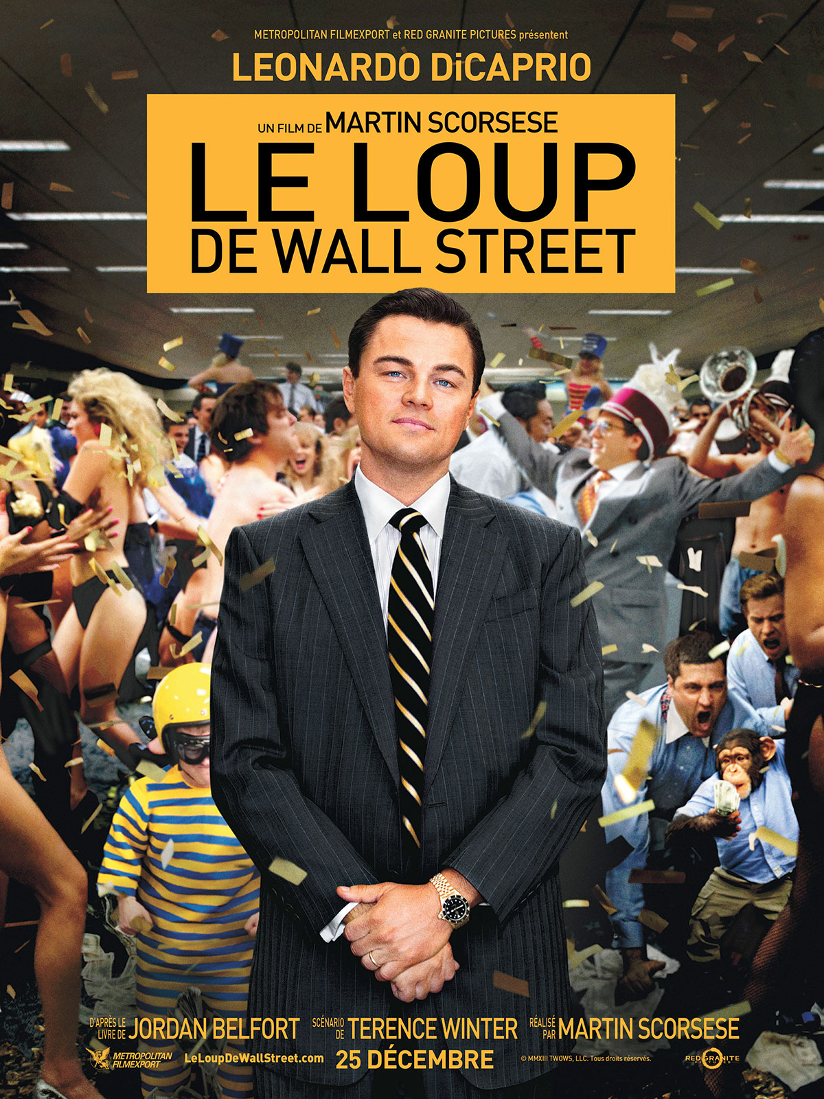 Le Loup de Wall Street streaming