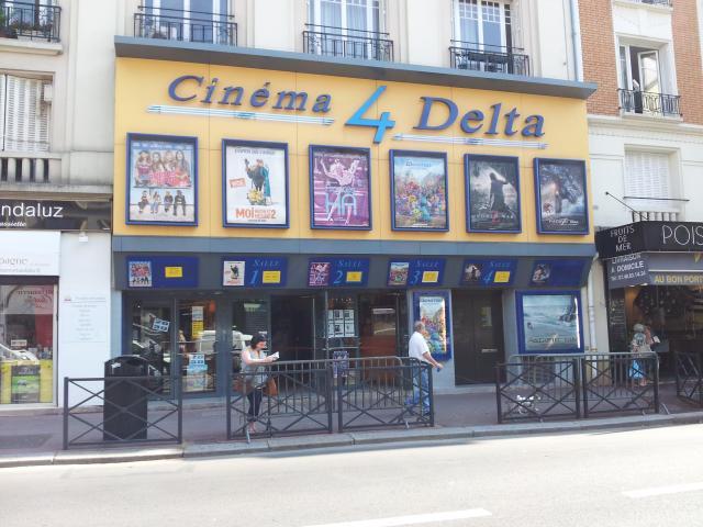 Cinéma Cinéma 9 Delta à La Varenne-Saint-Hilaire (99210 ) - AlloCiné