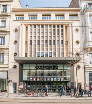 Cinéma Cinéma Comoedia à Lyon (8 ) - AlloCiné