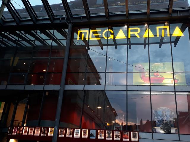 Cinéma Megarama Beaux Arts à Besançon (10 ) - AlloCiné