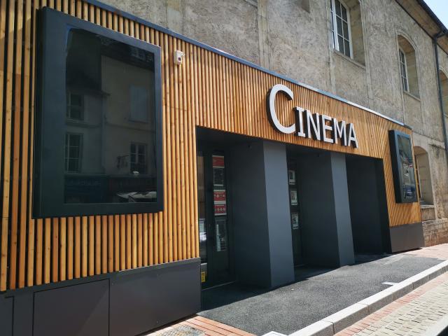 Cinéma Cinéma Le Cotentin à Carentan (8 ) - Achat ticket