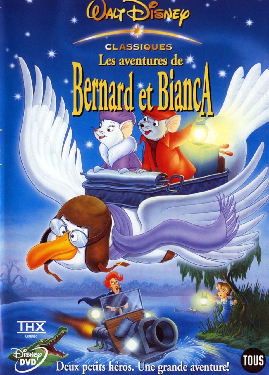 Les aventures de bernard et bianca au cin ma limoges ester grand ecran - Cinema grand ecran limoges ...