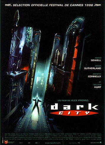 Dark City : Affiche