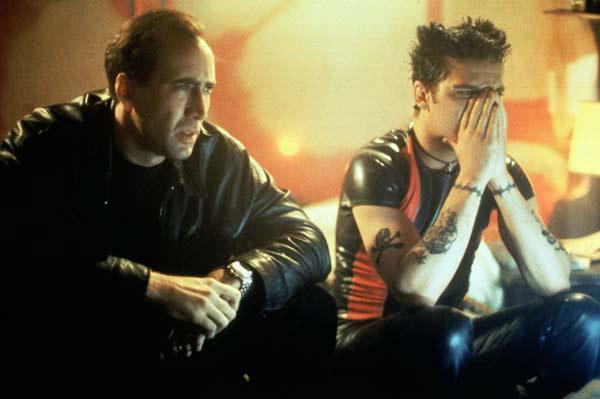 Nicolas Cage et Joaquin Phoenix