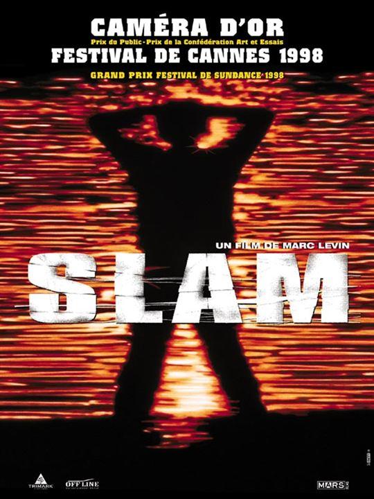 Slam : Affiche Marc Levin, Saul Williams