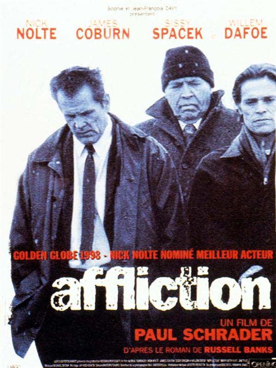 Affliction : Affiche James Coburn, Nick Nolte