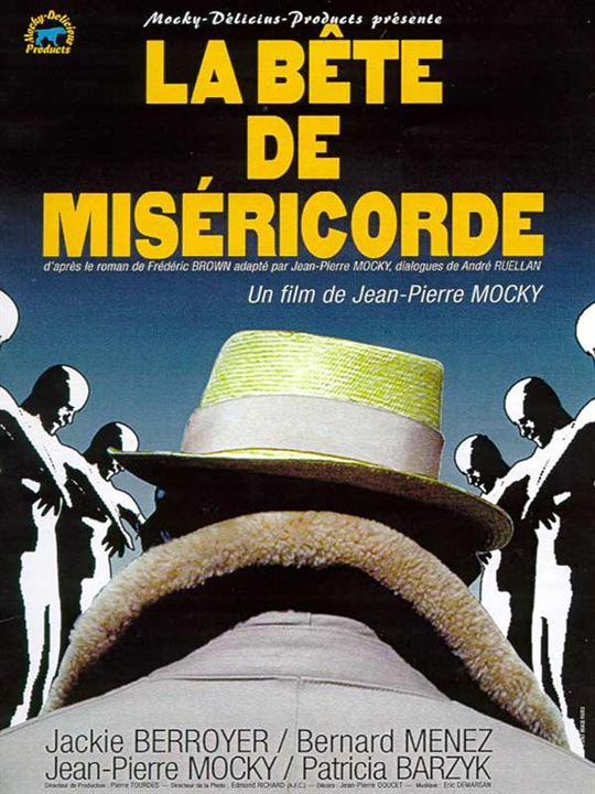 La Bête de miséricorde : Affiche Jean-Pierre Mocky