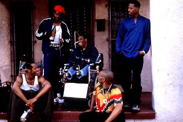 Spoof movie : Photo Marlon Wayans, Paris Barclay, Shawn Wayans