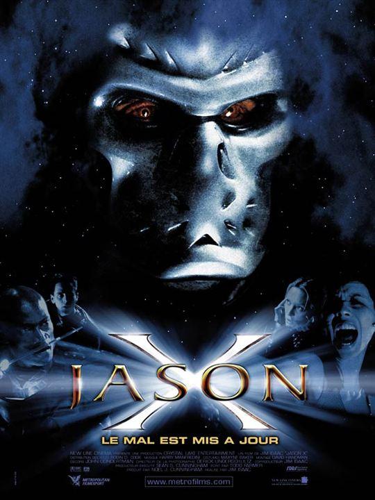 Jason X : Affiche