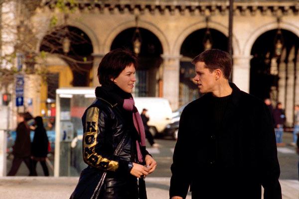 La Mémoire dans la peau : Photo Franka Potente, Matt Damon