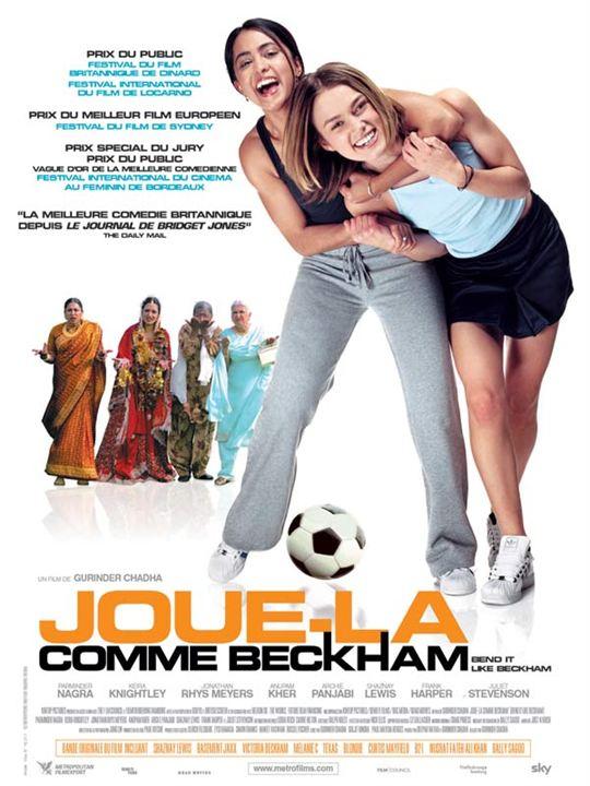 Joue-la comme Beckham : Affiche Keira Knightley, Parminder Nagra