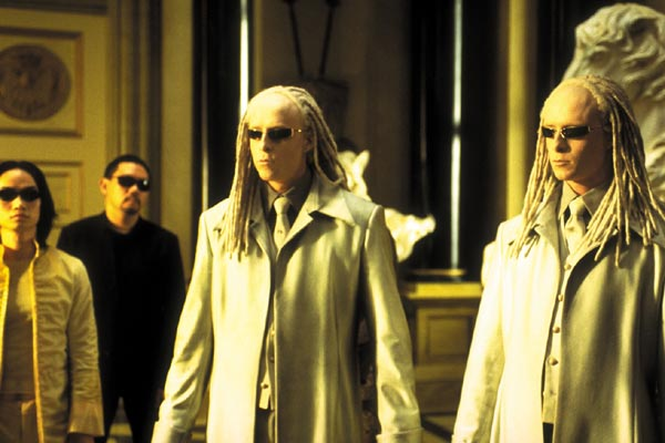 Matrix Reloaded : Photo Adrian Rayment, Neil Rayment