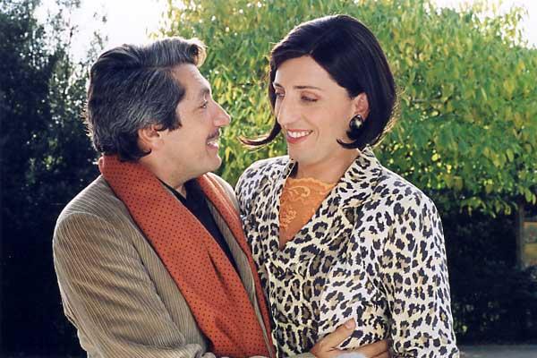 Alain Chabat et Gad Elmaleh<BR> ©2002/Films Christian Fechner