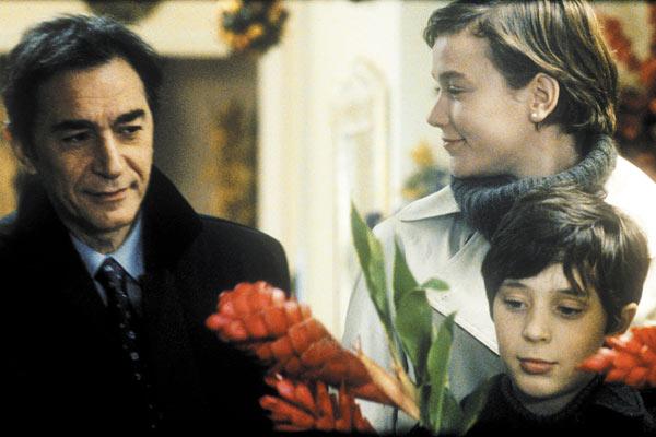 Richard Berry, Elodie Peudepièce et Frédéric Roullier