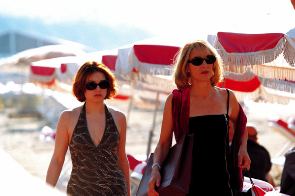 Emilie Dequenne et Jane Birkin