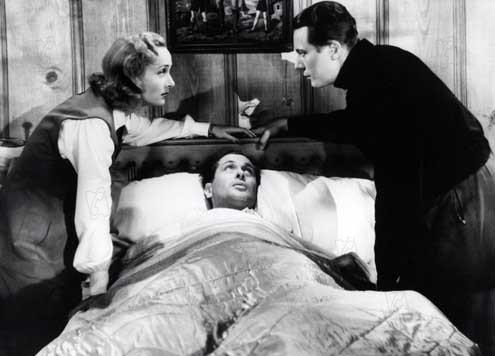 Joies matrimoniales : Photo Carole Lombard, Gene Raymond, Robert Montgomery