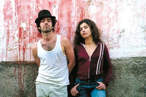 Romain Duris et Lubna Azabal