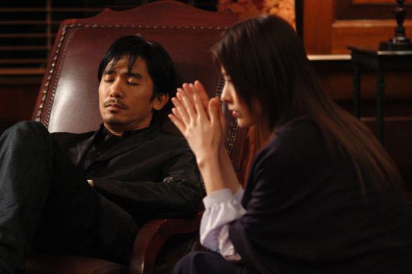 Infernal affairs: Wai Keung Lau, Alan Mak
