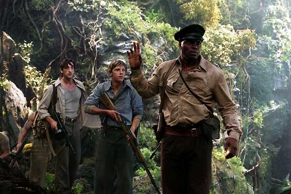 King Kong : Photo Adrien Brody, Evan Parke, Jamie Bell