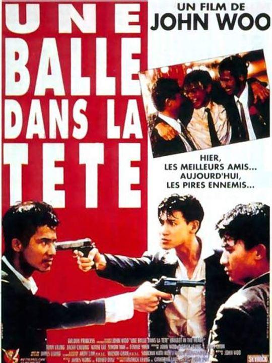 Affiche du film Une Balle dans la tête - Affiche 1 sur 1 - AlloCiné