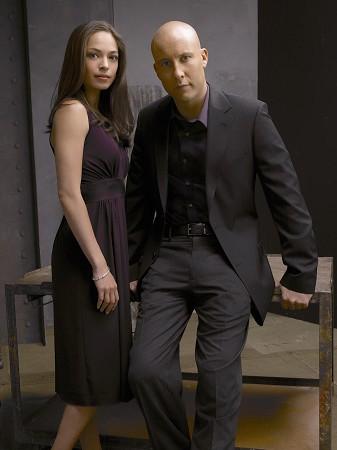 Smallville : Photo Kristin Kreuk, Michael Rosenbaum