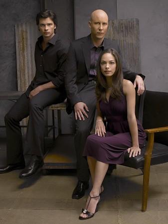 Smallville : Photo Kristin Kreuk, Michael Rosenbaum, Tom Welling