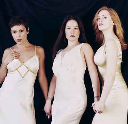 Charmed : Photo Alyssa Milano, Holly Marie Combs, Rose McGowan