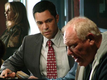 Cold Case : affaires classées : Photo Danny Pino, Ron Dean